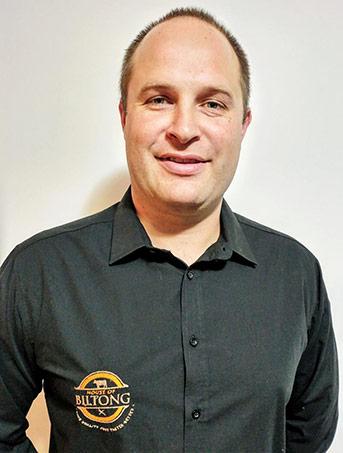 Dwayne van der Spuy